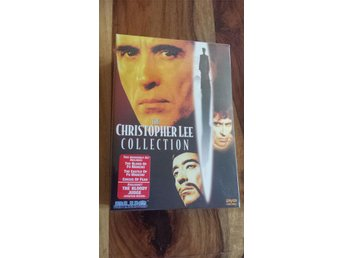 Christopher Lee Collection - Blue Underground Box