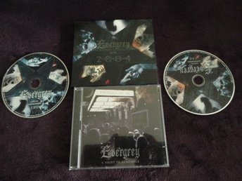 EVERGREY --LIVE --A NIGHT TO REMEMBER (2 CD)