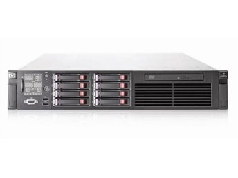 HP Proliant DL380 G7 2x X5660 12GB P410i 2x750W Rackskenor