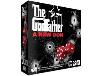 The Godfather: A New Don - Brädspel