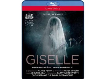 Adam: Giselle (Orchestra Of Royal Opera House) (Blu-ray) - Nossebro - Adam: Giselle (Orchestra Of Royal Opera House) (Blu-ray) - Nossebro