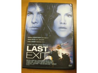 LAST EXIT - ANDREA ROTH, LINDEN ASHBY, KATHLEEN ROBERTSON - DVD