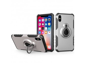Buckle Case 2i1 Apple iPhone X Färg: Silver