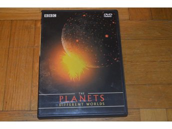 The Planets - Diffrent Worlds - BBC - DVD