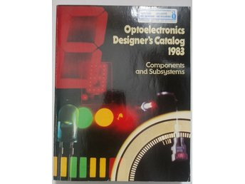 HP Optoelectronics Designers Catalog 1983 Components and Subsystems