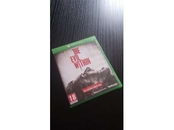 The Evil Within, Xbox One CIB