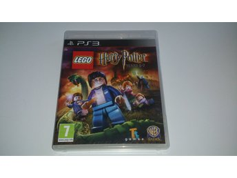 - Lego Harry Potter Year 5-7 PS3 -