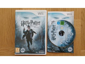 Nintendo Wii: Harry Potter & The Deathly Hallows Part 1