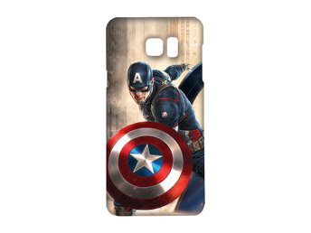 Captain America Samsung Galaxy Note 5 Skal