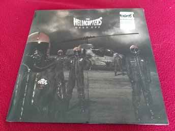 Hellacopters - Head Off LP clear vinyl Ospelad (ISE, entombed backyard babies)