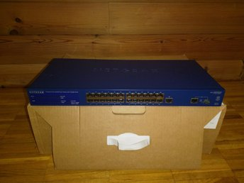 Netgear Switch 24P - ProSafe FS726T