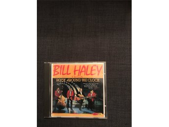 Cd skiva Bill Haley and the comets Rock around the clock