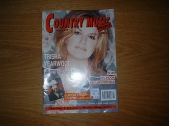 Country Music People Maj 1997