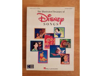 Musikhäfte noter: Disney songs