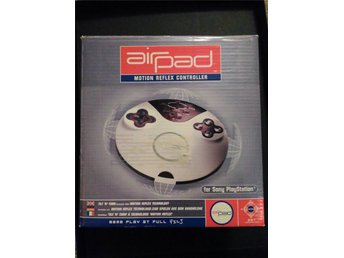 Airpad motion reflex controller for Sony PlayStation one