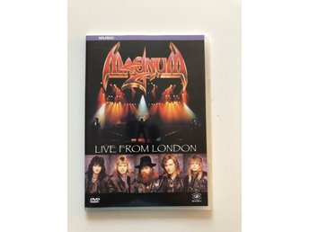 Magnum- Live from London