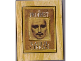 The PROFHET, KAHLIL GIBRAIN