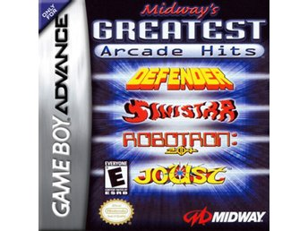 Midways Greatest Arcade Hits - Gameboy Advance