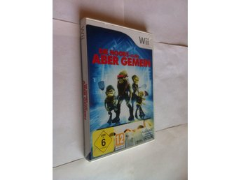 Wii: Aliens in the Attic