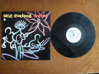 A LASSE ENALUND ANCHOR,  PLAY OF THE WAVES,  LP, LP-SKIVA