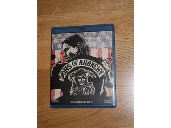 Sons of Anarchy - Säsong 1 / Blu-ray / NYSKICK