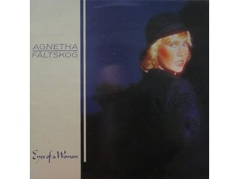 LP Agnetha Fältskog  Eye of a woman
