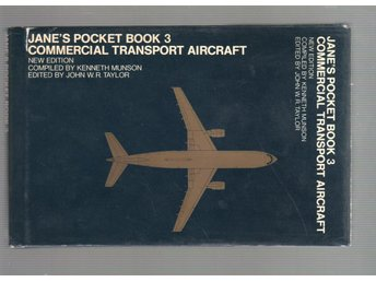 Jane's Pocket Book of Commercial Transport Aircraft