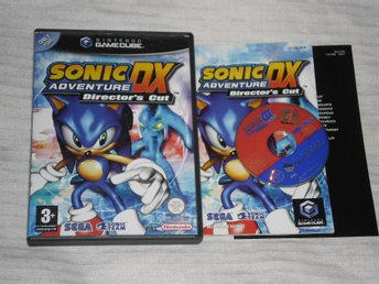 Nintendo GameCube: Sonic Adventure DX