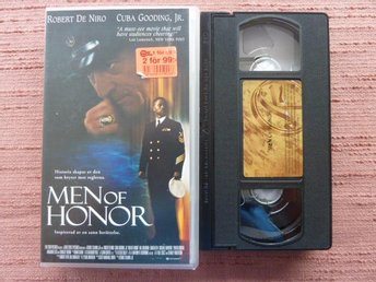 MEN OF HONOR, VHS, FILM - Anderstorp - MEN OF HONOR, VHS, FILM - Anderstorp