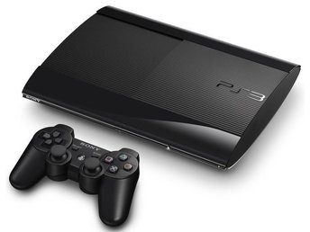 PlayStation 3 Super Slim 500GB Nyskick
