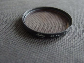 49 MM - FILTER - TOSHIBA - SL-1A