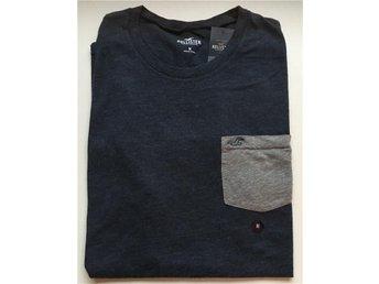 Hollister T-Shirts med ficka (M) - Göteborg - Hollister T-Shirts med ficka (M) - Göteborg