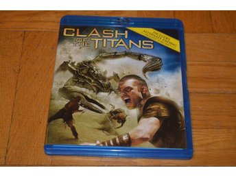 Clash Of The Titans ( Sam Worthington ) - Bluray Blu-Ray