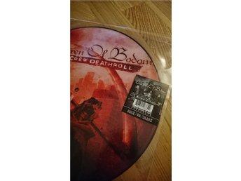 Children of Bodom - Hate Crew Deathroll pic.disc LP - Umeå - Children of Bodom - Hate Crew Deathroll pic.disc LP - Umeå