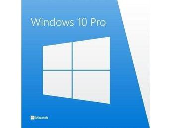 Windows 10 PRO 64 bit operativsystem - Julita, Katrineholm - Windows 10 PRO 64 bit operativsystem - Julita, Katrineholm