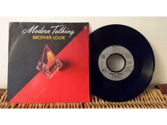 Modern Talking - Brother Louie - 7'' vinyl Hansa VG++++