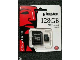Kingston MicroSDXC UHS-I U1  128GB - Skutskär - Kingston MicroSDXC UHS-I U1  128GB - Skutskär