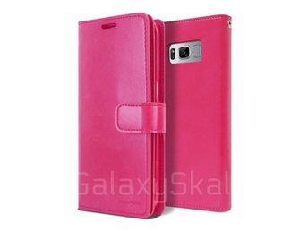 Samsung Galaxy S4 Dual Shockproof Flip Läder Plånboksfodral - Rosa - Hudiksvall / Swish 0722132583 - Samsung Galaxy S4 Dual Shockproof Flip Läder Plånboksfodral - Rosa - Hudiksvall / Swish 0722132583