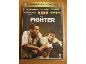 THE FIGHTER - MARK WAHLBERG, CHRISTIAN BALE - DVD