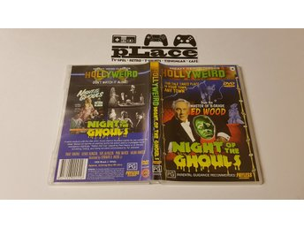 Night of the Ghouls DVD