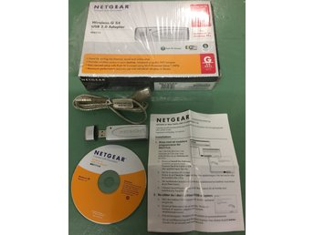 NETGEAR WG111 Wireless USB 2.0 Adapter