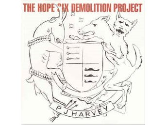 PJ Harvey - The Hope Six Demolition Project - LP