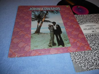 John Edwards - Life Love and Living (LP) US 1976