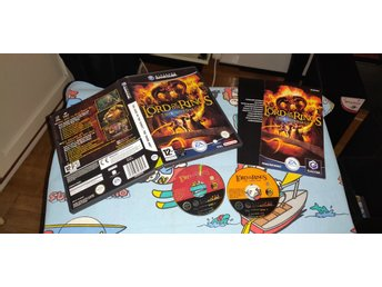 The Lord of the Rings: The Third Age till GameCube! 1kr