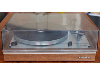 THORENS TD 165, 2-Speed Belt-Drive Suspended Chassis Turntable