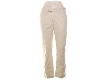 Hackett London, Byxor, Strl: W32, Chinos, Beige, Bomull