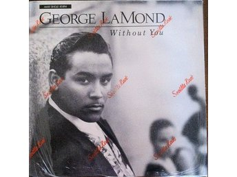"George LaMond – Without you (CBS 12"")"