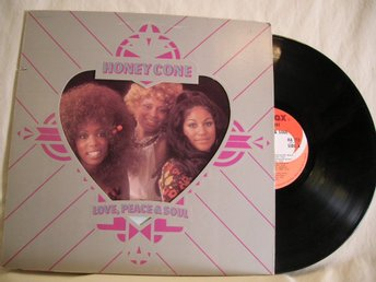 Honey Cone    -   Love, peace & soul                  Lp