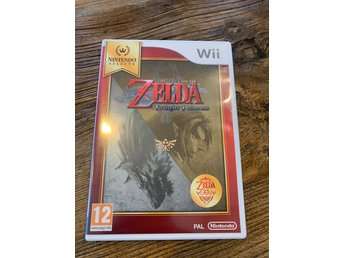 The Legend of Zelda Twilight Princess Nintendo Wii