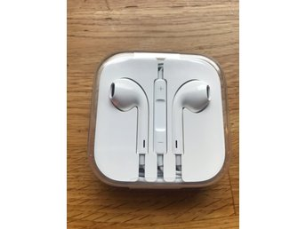 Apple, original med 3,5 mmkontakt